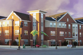 Affordable Senior Housing In St Paul Episcopal Homes