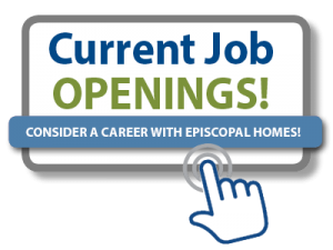 Episcopal Homes current job openings