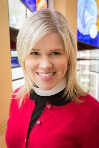 Chaplain, Rev. Jennifer Allred