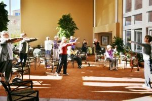 Assisted Living and Chronic Disease