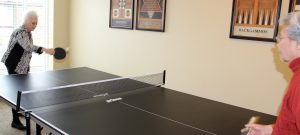Ping Pong & Health Benefits for Seniors