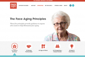 Face Aging Launches 5 Guiding Principles