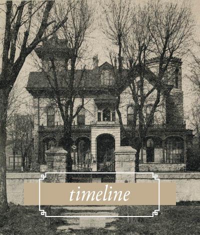 Episcopal Homes Timeline