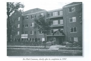 First Iris Park Commons Residents
