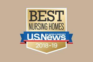 Best Nursing Home Award