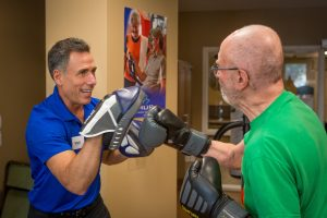 active living boxing