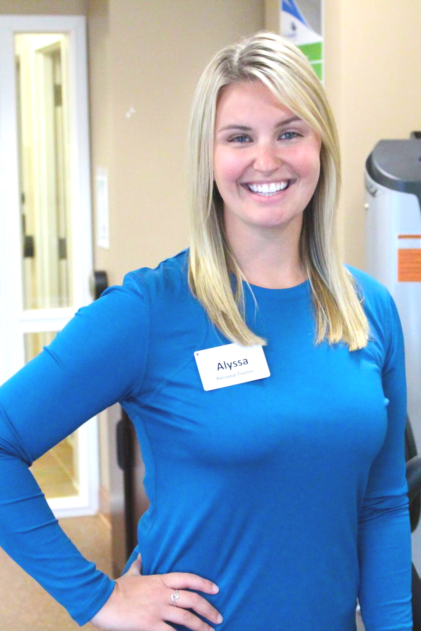 Meet Alyssa Chayer, Personal Trainer